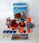 PLAYMOBIL 3206 BAGAGES
