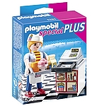 PLAYMOBIL 5292 SERVEUSE