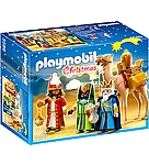 PLAYMOBIL 5589 ROIS MAGES
