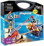 PLAYMOBIL 5894 valisette pirate