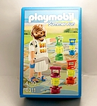 JEU PLAYMOBIL 6311 chef barbecue