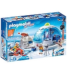 PLAYMOBIL 9055 BASE POLAIRE
