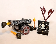 PLAYMOBIL GROS CANON PIRATE
