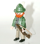 PLAYMOBIL 6840 CHASSEUR