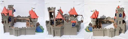 playmobil chateau fort 3268. Black Bedroom Furniture Sets. Home Design Ideas