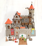 CHATEAU FORT PLAYMOBIL 3666