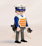PLAYMOBIL CHEF DE LA POLICE