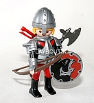 CHEVALIER PLAYMOBIL ARCHER