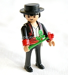 PLAYMOBIL DANSEUR DE FLAMENCO