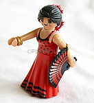 PLAYMOBIL DANSEUSE DE FLAMENCO