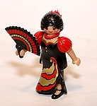 PLAYMOBIL 9333 danseuse flamenco