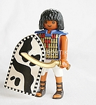 PLAYMOBIL SOLDAT EGYPTIEN