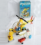 PLAYMOBIL 3247 HELICOPTERE