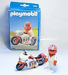 PLAYMOBIL 3303 MOTARD