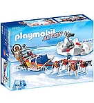 PLAYMOBIL 9057 MUSHER