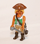 PLAYMOBIL PIRATE FILLE