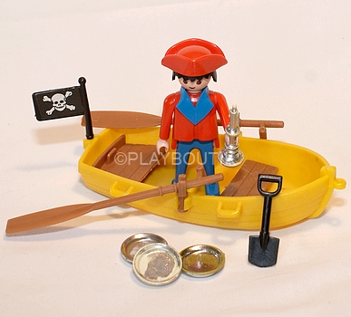 playmobil pirate 3570