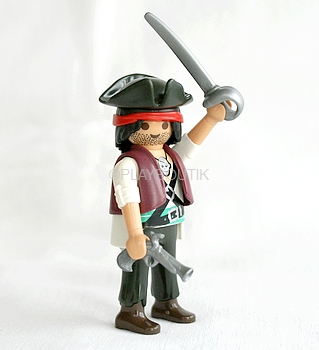 PLAYMOBIL JACK SPARROW