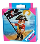 playmobil 4690 PIRATE DRAPEAU