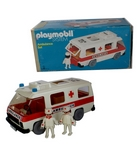 PLAYMOBIL SYSTEM - AMBULANCE