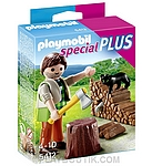 PLAYMOBIL 5412 BUCHERON
