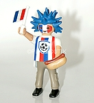 PLAYMOBIL 6840 SUPPORTER