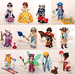 PLAYMOBIL 9333 SERIE COMPLETE