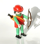 ARCHER PLAYMOBIL VINTAGE