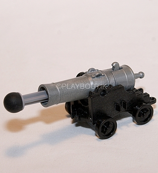 PLAYMOBIL CANON + PROJECTILE