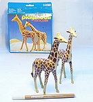 PLAYMOBIL COLOR 3672 GIRAFES