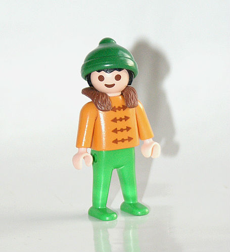 PLAYMOBIL 3686 ENFANT