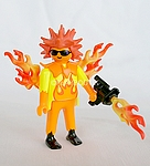 PLAYMOBIL MUTANT DE FEU