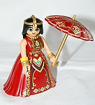 playmobil princesse indienne