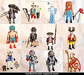 PLAYMOBIL 9443 SERIE COMPLETE