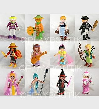 playmobil 9147 serie 11 complete